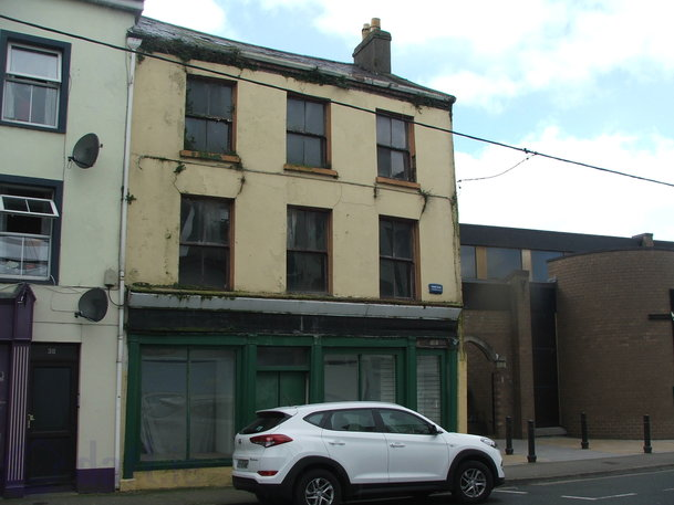 Front Property View, Commerical Unit For Sale, Sligo, Co. Sligo
