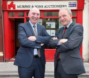 Walter and John Murphy - Auctioneers Sligo and Tubbercurry